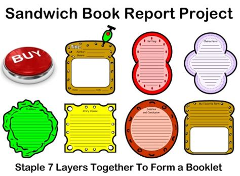 Sample book report format for college